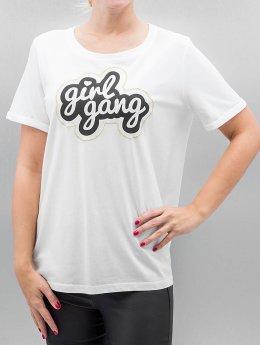 Vero Moda t-shirt vmWilly Patch wit