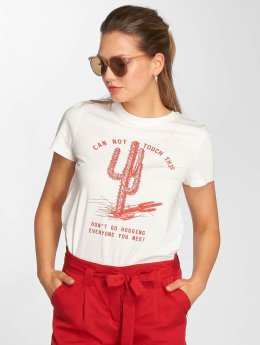 Vero Moda t-shirt vmWild wit
