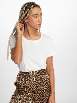 Vero Moda t-shirt vmAdelie wit