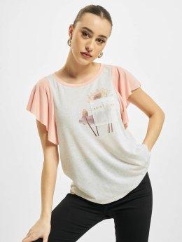 Vero Moda T-Shirty vmLife  rózowy