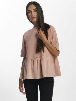 Vero Moda T-Shirty vmBardot rózowy