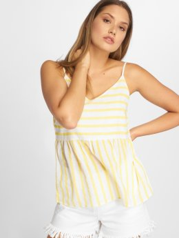 Vero Moda Top vmSunny Stripy blanco
