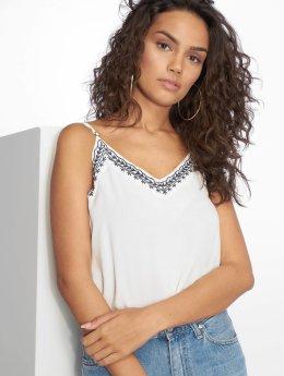 Vero Moda Top vmHouston Emb blanco