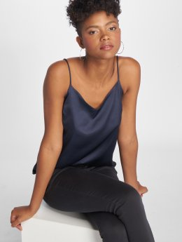 Vero Moda top vmVally blauw