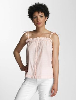 Vero Moda Top vmDot Midi Singlet Denim orange