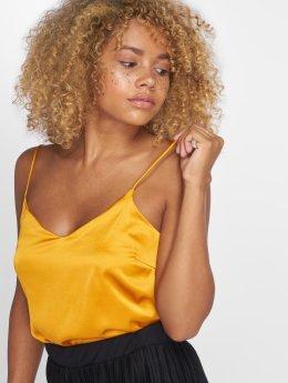 Vero Moda Topy/Tielka vmVally oranžová