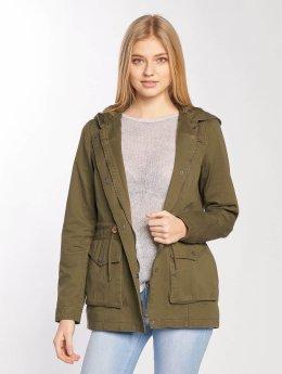 Vero Moda Transitional Jackets vmSille  grøn