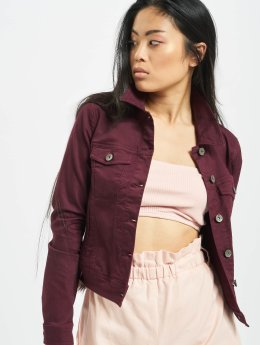 Vero Moda Transitional Jackets vmHot Soya Color red