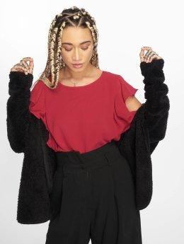 Vero Moda Tričká vmBecca Capsl èervená