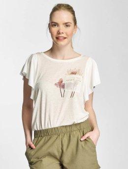 Vero Moda Tričká vmLife biela