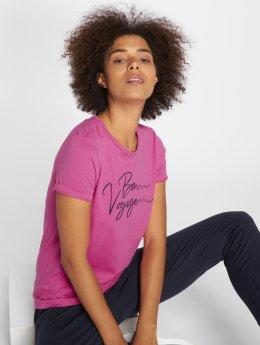 Vero Moda Tričká vmValentina ružová