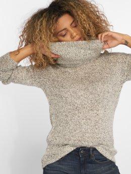 Vero Moda trui vmLisa Jive Knit grijs