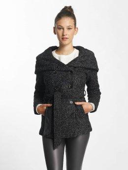 Vero Moda Välikausitakit vmMunich Loop Wool harmaa