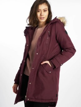 Vero Moda Winterjacke vmTrack Expedition 3/4 rot