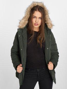 Vero Moda Zimné bundy vmBreeze zelená