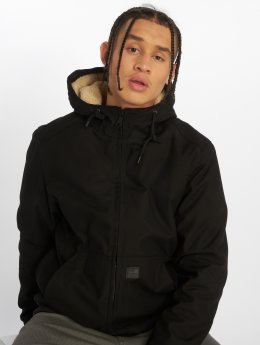 Vintage Industries Зимняя куртка Datton черный