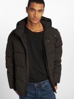 Vintage Industries Зимняя куртка Lewiston черный
