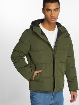 Vintage Industries Chaqueta de invierno Lewiston verde