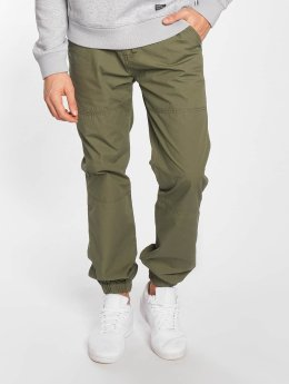 Vintage Industries Chino May olijfgroen