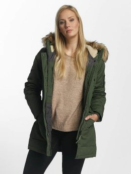 Vintage Industries Manteau hiver Hailey olive
