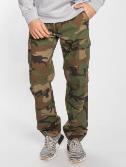 Vintage Industries Pantalon cargo Tyrone BDU camouflage