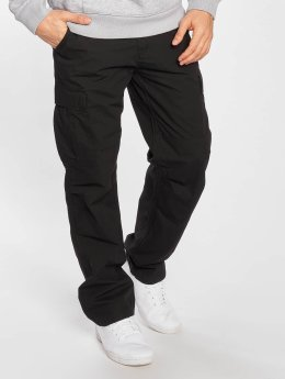 Vintage Industries Pantalon cargo Tyrone BDU noir