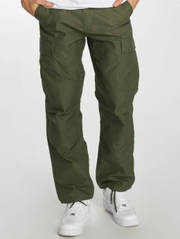 Vintage Industries Pantalon cargo M65 Heavy Satin olive
