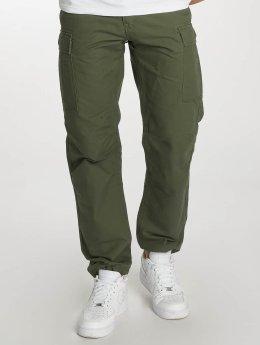 Vintage Industries Pantalon cargo BDU olive