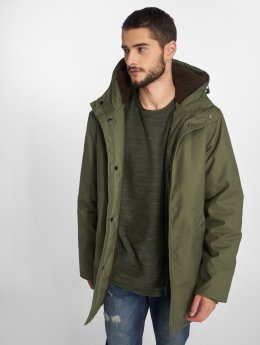 Vintage Industries Parka Killick olive
