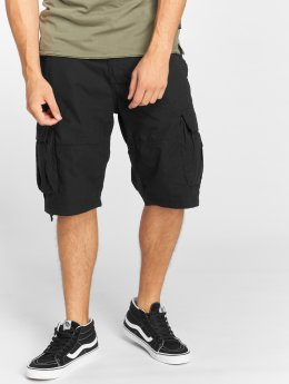 Vintage Industries Short Terrance noir