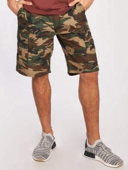 Vintage Industries Shorts BDU T/C camouflage