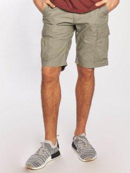 Vintage Industries shorts Kirby grijs