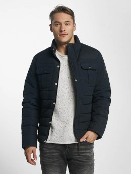 Vintage Industries Winter Jacket Beeston blue