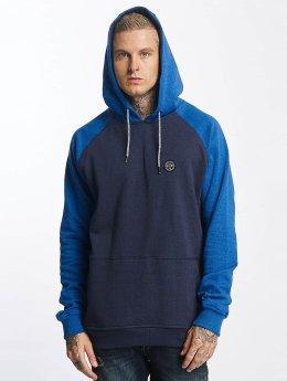 Volcom Bluzy z kapturem Homak  niebieski