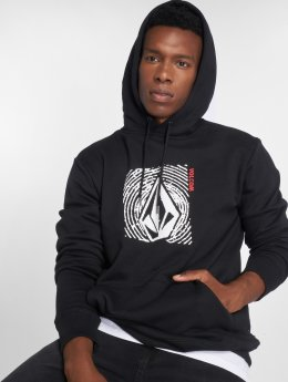 Volcom Hoodie Supply Stone P/o black