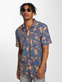 Volcom overhemd Broha Woven blauw