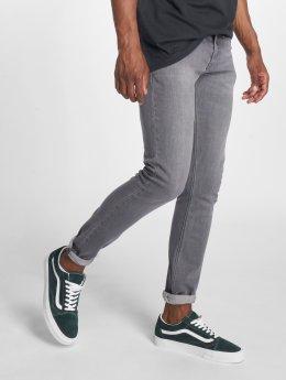 Volcom Straight fit jeans 2x4 Denim grijs