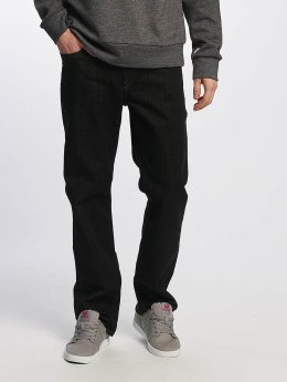 Volcom Straight Fit Jeans Kinkade Denim schwarz