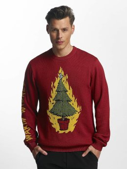 Volcom Sweat & Pull Warm Wished rouge