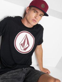 Volcom T-Shirt Classic Stone Dd Ss black