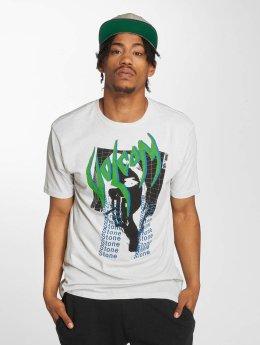 Volcom T-Shirt Smoke Grid blanc