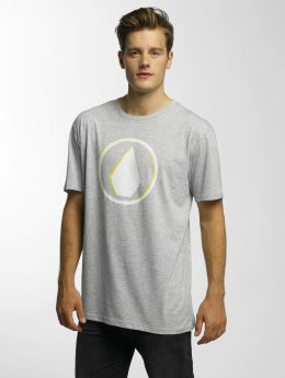 Volcom Burnt Basic T-Shirt Grey