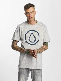 Volcom T-Shirt Sludgestone Basic grau