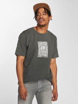 Volcom T-Shirt Engulf grau