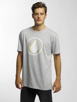 Volcom Burnt Basic T-Shirt Grey