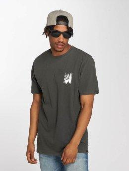 Volcom t-shirt Lifer grijs
