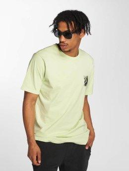 Volcom t-shirt Lifer groen