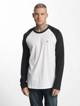 Volcom T-Shirt manches longues Pen Basic blanc