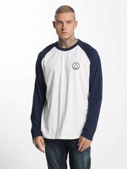Volcom T-Shirt manches longues Sludge bleu