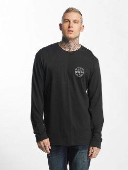 Volcom T-Shirt manches longues On Lock Basic noir